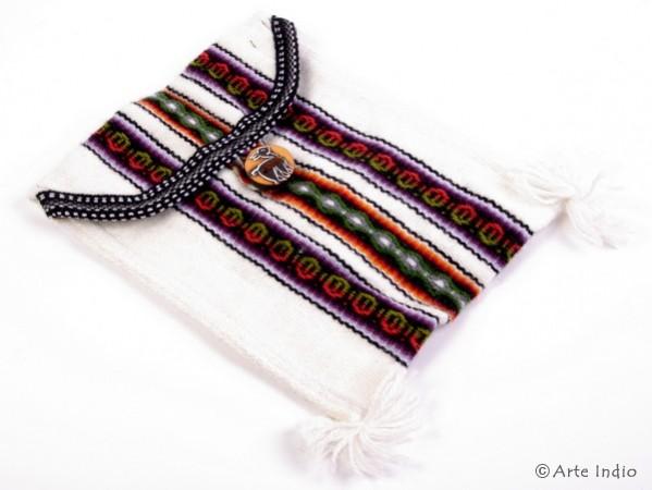 Neck pouches. Peru. Huaraz